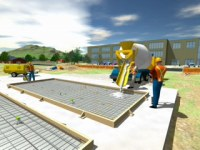 Concreting Video